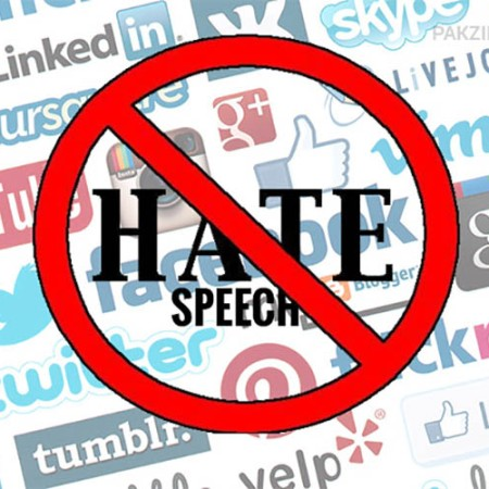 stop spreading hate